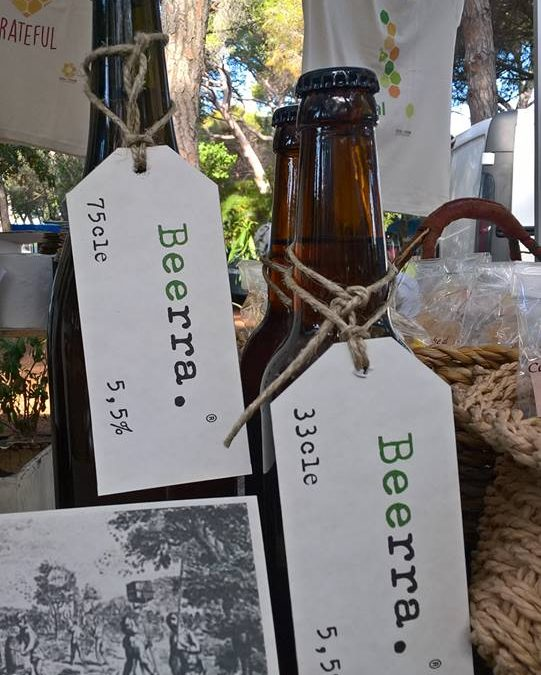 Beerra birra artigianale al mele biologico