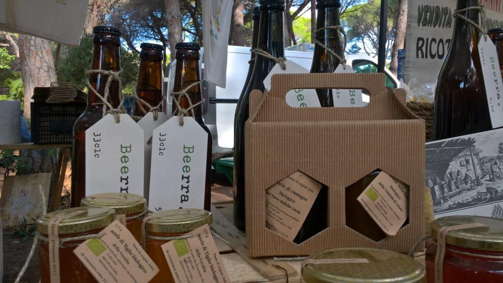 Birra artigianare al miele biologico in confezzioni regalo