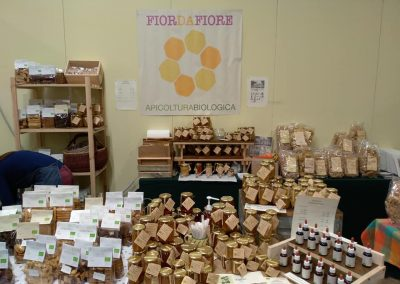 Fiere e mercati vendita miele biologico italiano (1)
